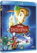 Disney Peter Pan (1953) (Blu-ray) [Import] , Bill Thompson