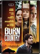 Burn Country , Dominic Rains