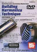 Building Harmonica Technique: Volume 1 and 2 , David Barrett