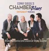 Different Voices , Corky (Chamber Blues) Siegel