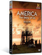 America: The Story of Us: Boom , Liev Schreiber