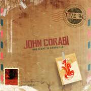 Live 94 (one Night In Nashville) , John Corabi