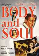 Body and Soul , John Garfield