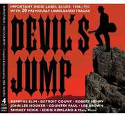 The Devil's Jump-Indie Label Blues 1946-1957 , Various Artists