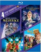 4 Film Favorites: Family Fantasy Collection