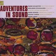 Adventures in Sound , Karlheinz Stockhausen