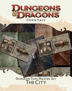 Dungeon Tiles Master Set: The City: An Essential Dungeons & Dragons Accessory (Dungeons & Dragons, D&D)