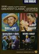 TCM Greatest Classic Legends Film Collection: Kirk Douglas , Kirk Douglas