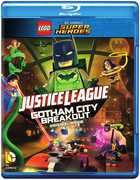 Lego DC Comics Super Heroes: Justice League: Gotham City Breakout , Troy Baker