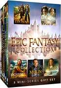 Epic Fantasy Collection: 5 Mini-Series Gift Set , Isabella Rossellini