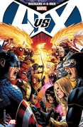 Avengers vs. X-Men (Marvel) , Brian Michael Bendis