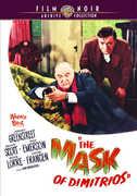 The Mask of Dimitrios , Sydney Greenstreet