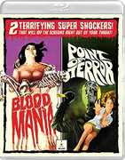 Blood Mania /  Point Of Terror , Maria de Aragon