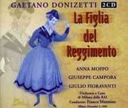 Donizetti: La Figlia Del Reggimento [Import] , G. Donizetti