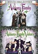 The Addams Family /  Addams Family Values 2 Movie Collection , Anjelica Huston