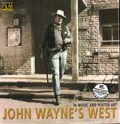 John Wayne's West in Music & Poster Art /  Various , Various Artists