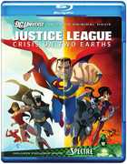 Justice League: Crisis on Two Earths , George Newbern