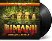 Jumanji: Welcome to the Jungle (Original Motion Picture Soundtrack) , Henry Jackman