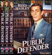 The Public Defender: Volumes 1-3 , Reed Hadley