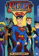 Legion of the Superheroes 1 , Heather Hogan