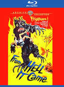 From Hell It Came , Tod Andrews
