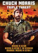 Chuck Norris: Triple Threat , Chuck Norris
