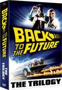 Back To The Future 25th Anniversary Trilogy [WS] [Digipak] [Slipsleeve] [4 Discs] [New Packaging] [Bonus DVD] , Michael J. Fox