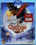 Disney's A Christmas Carol , Jim Carrey