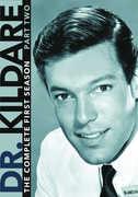 Dr. Kildare: The Complete First Season , Richard Chamberlain