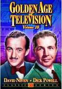 Golden Age Of Television Volume 10 , David Niven