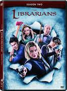 The Librarians: Season Two , Rebecca Romijn
