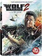 Wolf Warrior 2 , Frank Grillo