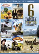 6 Family Frontier Adventures , Brandon deWilde