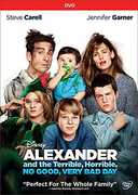 Alexander and the Terrible, Horrible, No Good, Very Bad Day , Steve Carell