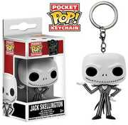 FUNKO POCKET POP! KEYCHAIN: The Nightmare Before Christmas - Jack Skellington