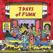 7 Days of Funk [Explicit Content] , 7 Days of Funk