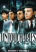 The Untouchables: Season 4 Volume 2 , Barry Morse