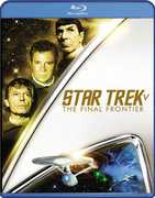 Star Trek V: The Final Frontier , William Shatner