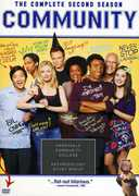 Community: The Complete Second Season , Joel McHale