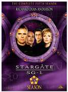 Stargate SG-1: The Complete Season 05 , Mel Harris