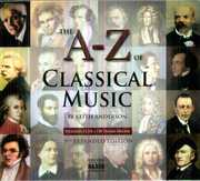 A-Z of Classical Music /  Various , Various Artists
