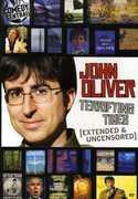 Terrifying Times , John Oliver