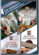 4 Film Favorites: Charlton Heston Presents the Bible