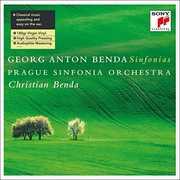 Georg Anton Benda: Sinfonias [Import] , Christian Benda