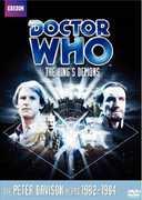 Doctor Who: King's Demons , Peter Davison