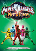 Power Rangers: Mystic Force: The Complete Series , Elizabeth Banks