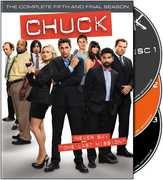Chuck: The Complete Fifth and Final Season , Zachary Levi