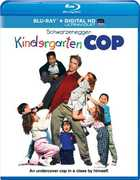 Kindergarten Cop , Arnold Schwarzenegger