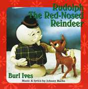 Rudolph the Red-Nosed Reindeer , Burl Ives