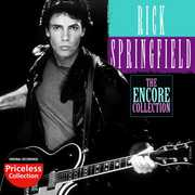 Encore Collection , Rick Springfield